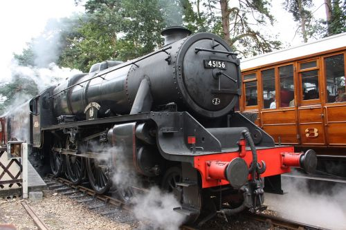train railroad track engine