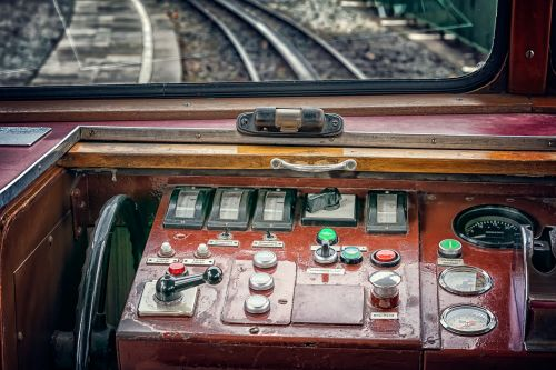 train control desk transport