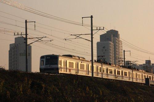 train  subway  korea