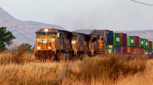 train  transport  american