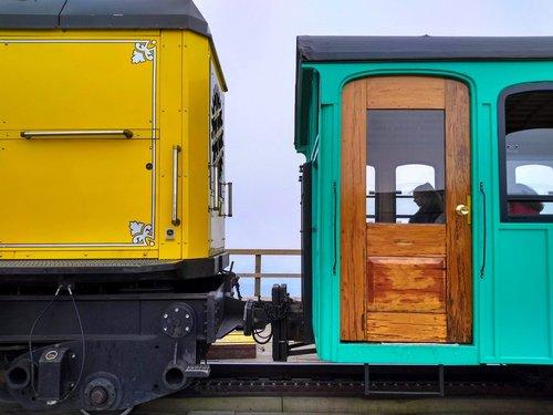 train  rail car  passenger