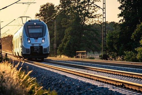 train  regional train  railway