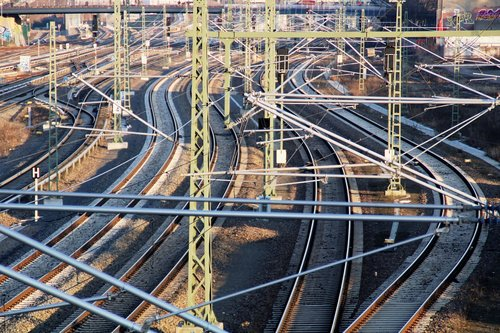 train  s bahn  transport