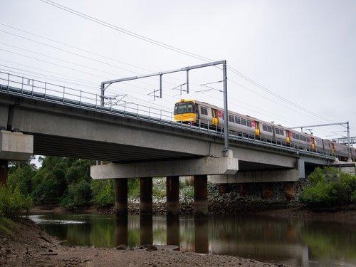 train  suburban  transport