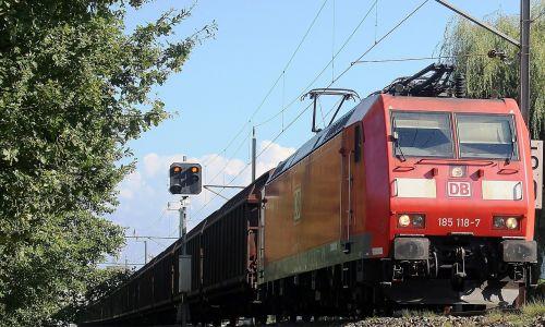 train freight train locomotive