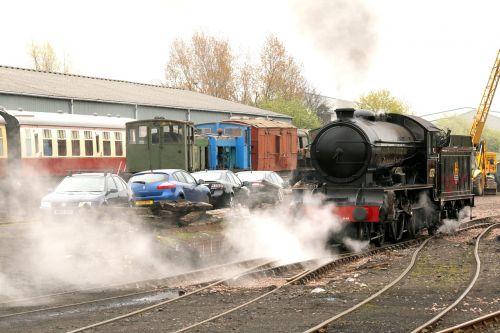 train engine locomotive