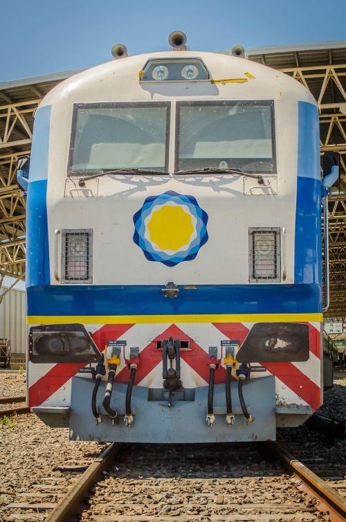 train argentina buenos aires