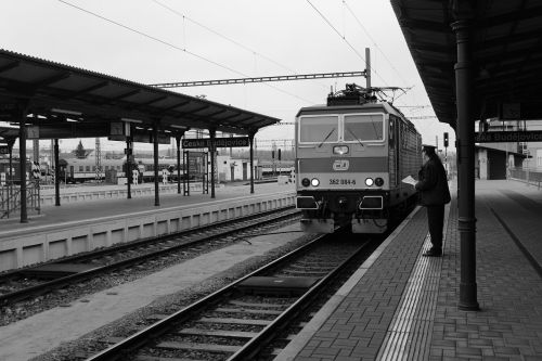 train path stop