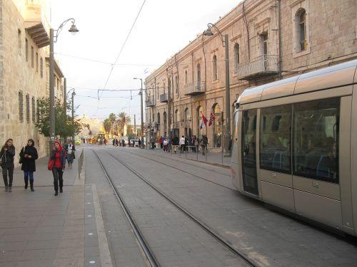 train jerusalem station