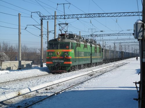 train trans-siberian railway russia