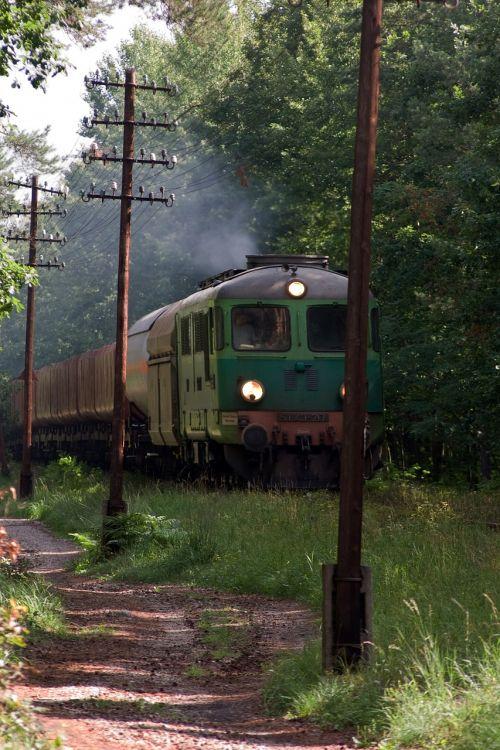 train loco exit