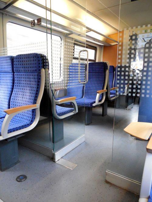 train travel seat