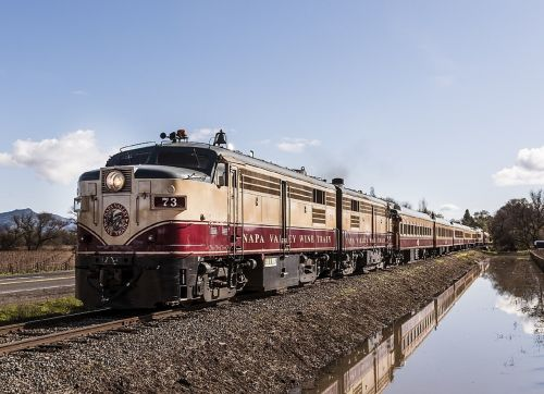 train locomotive railway
