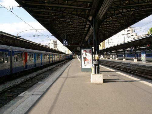 train rail railroad