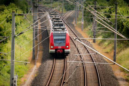 train railway s bahn
