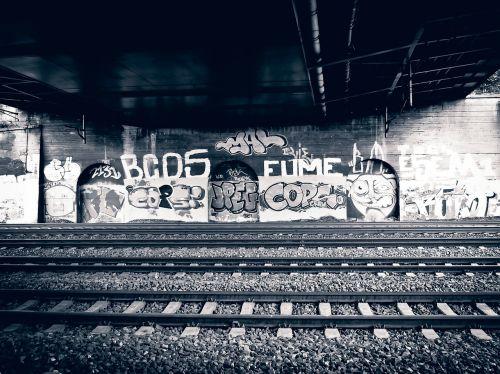 train gleise seemed