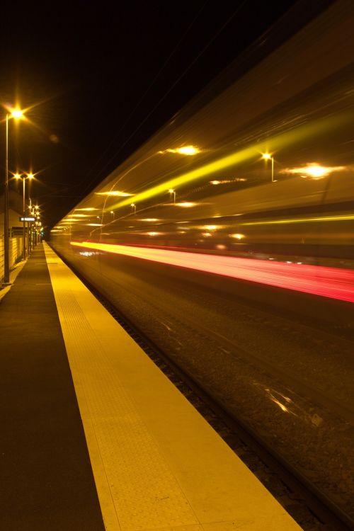 train ter wharf