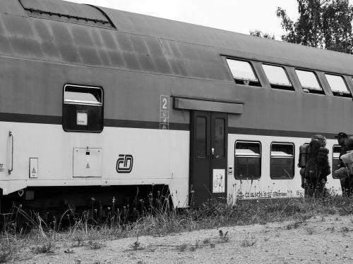 train bohemia south bohemia