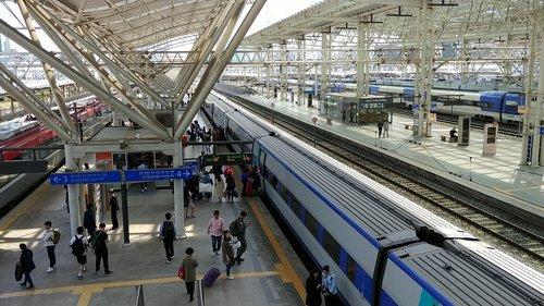 train station  ktx  railway