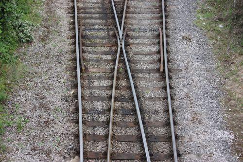 Train Tracks Junction