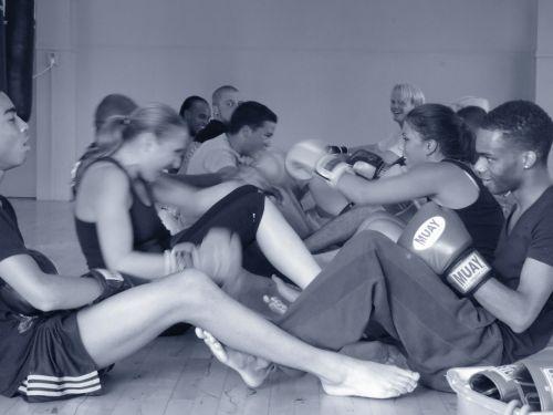 training boxing endurance