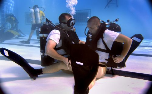 training scuba certification
