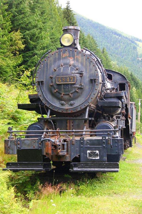 trains  transportation  locomotive