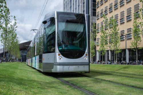 tram train city