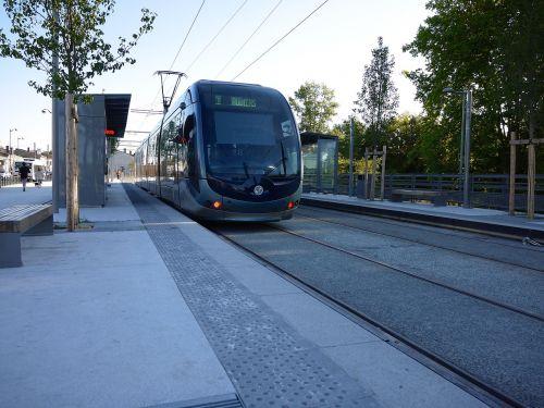tram wharf transport