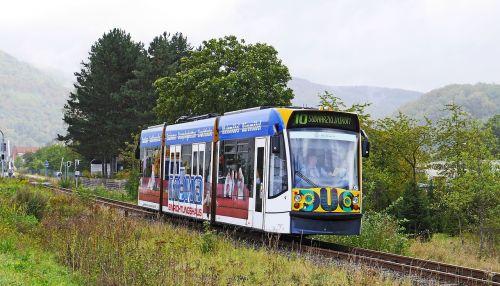 tram hybrid battery