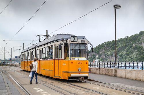 tram transportation transport