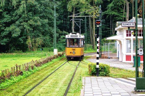 tram old museum