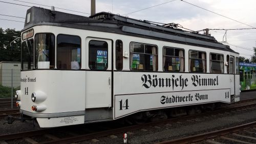 tram nostalgic transport