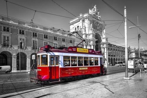 tram transportation system travel