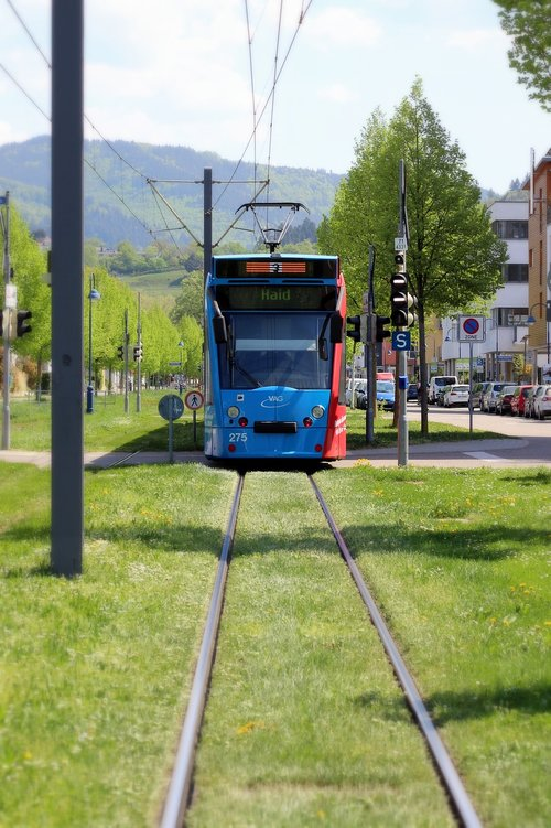 tram  urban  transport system
