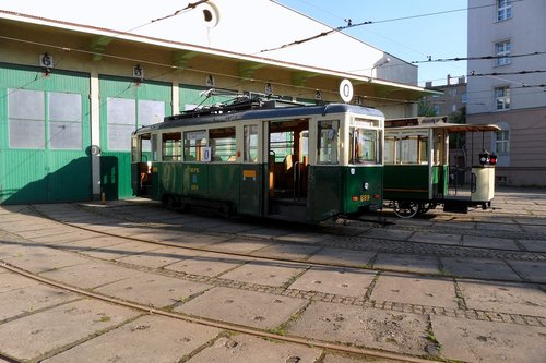 tram  monument technology  tech