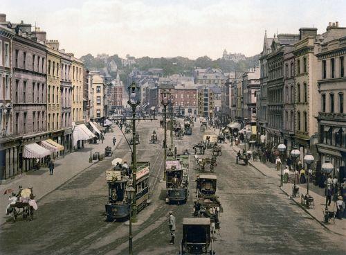 tram city patrick street