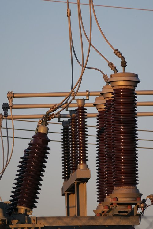 transformer  substation  transmission