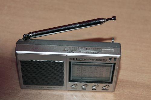 transistor radio radio retro