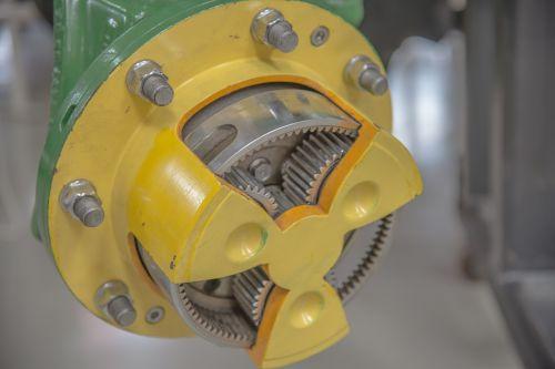 transmission drive gear