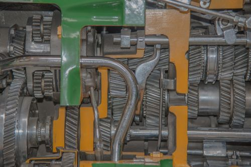 transmission drive metal
