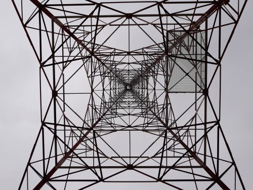 transmission tower angles technology