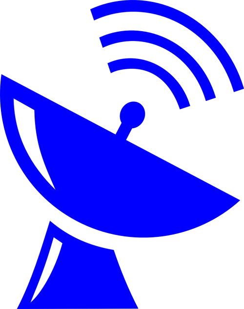 transmitter dish broadcast