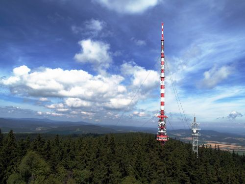 transmitter tv travel