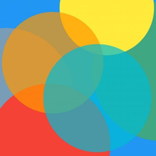 Transparent Circles