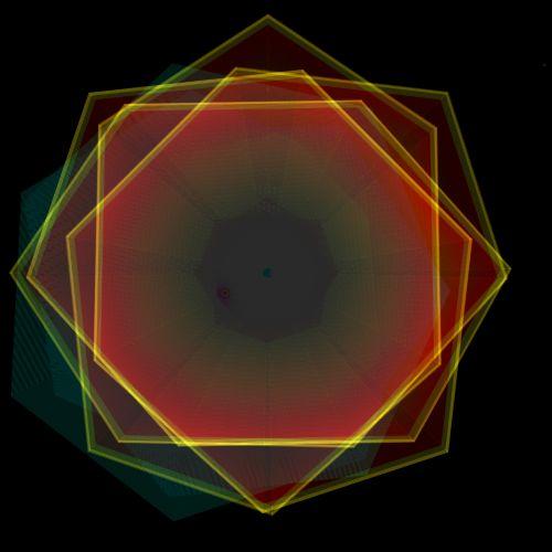 Transparent Squares