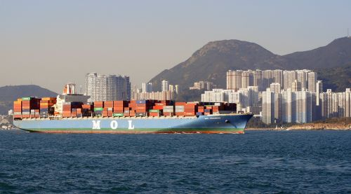 transport container ships hong kong s a r
