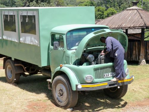 transport panne maintenance
