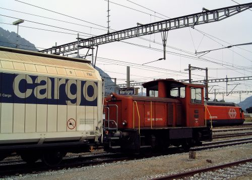 transport train freight