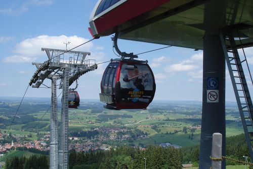 transport travel cableway